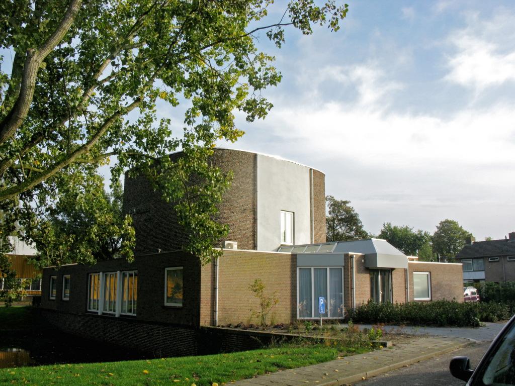 De Bethelkerk is tegenwoordig een afscheidscentrum (van Yarden)