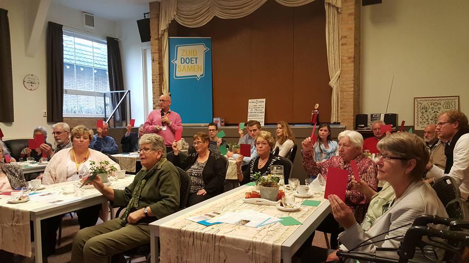 De themamiddag in Ons Honk op donderdag 29 oktober was een groot succes!