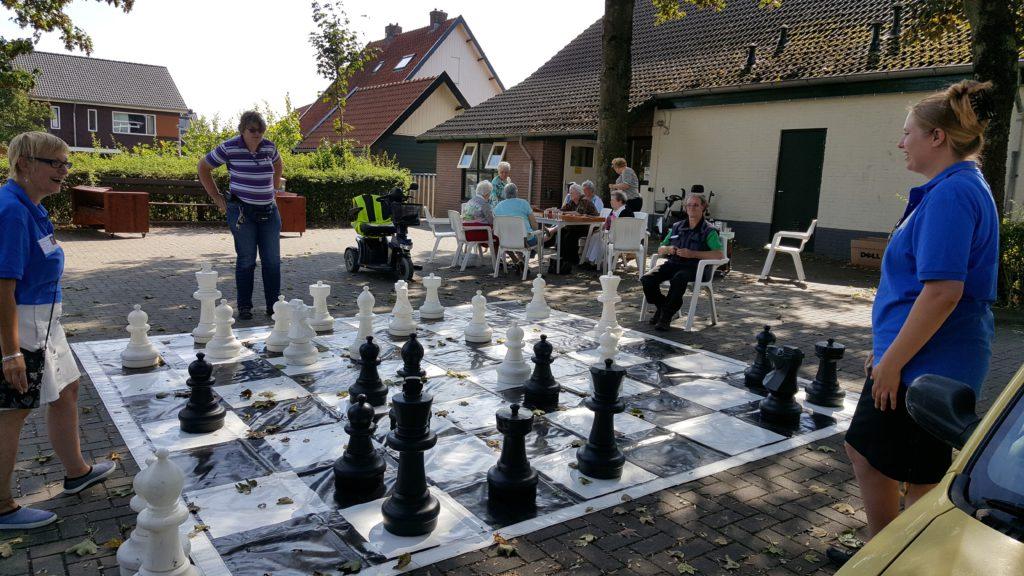 Leren schaken? Het kan bij Zuid Doet Samen!